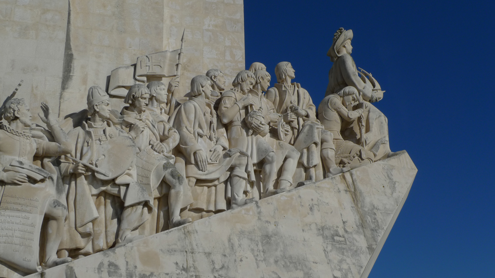 Monument to the Discoveries, Lisbon, Portugal (Photo: Ron Julian)